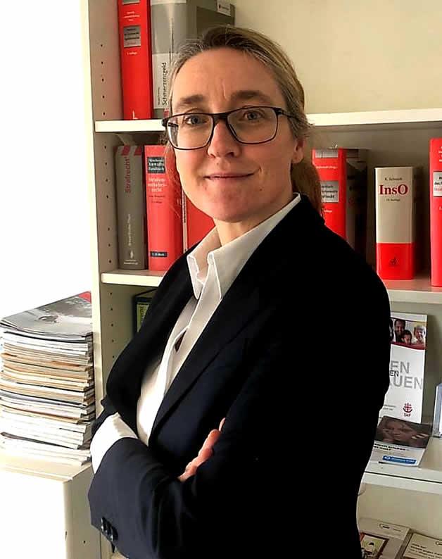 Rechtsanwältin Susanne Gutjahr
